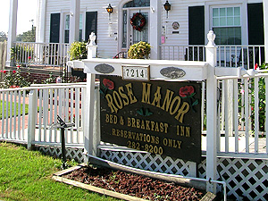 Rose Manor Inn
